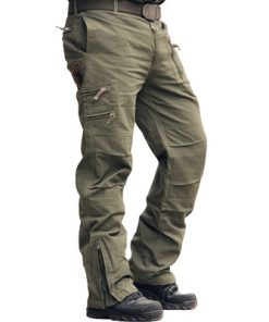Mens Waterproof Hiking Trousers