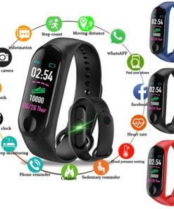 Smart Band Watch Bracelet Wristband Fitness Tracker